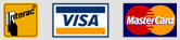 We accept Interac, Visa, MasterCard